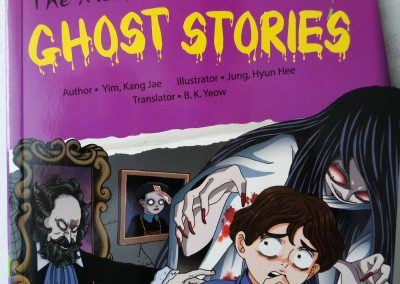 Comic : Ghost Stories - Global