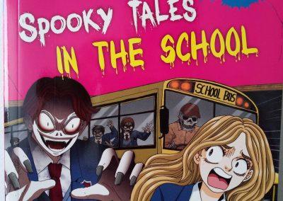 Comic : Haunted School- England